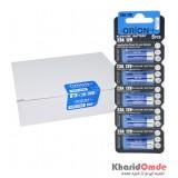 بسته 20 تایی باتری ریموت کنترل ORION مدل Alkaline 23A 12V (کارتی 5 تایی)