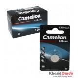 بسته 10 تایی باتری سکه ای Camelion مدل CR1632