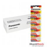 بسته 20 تایی باتری سکه ای Panasonic مدل CR2016 (کارتی 5 تایی)