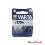 باتری ریموت کنترل VARTA مدل V23GA 12V