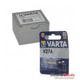 بسته 10 تایی باتری ریموت کنترل VARTA مدل V27A 12V