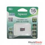 رم موبایل APACER مدل 16GB 85MB/S Class10 U1