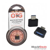 تبدیل OTG Type-C به USB کد 118