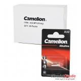 بسته 20 تایی باتری ریموت کنترل Camelion مدل A32 Alkaline