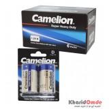 بسته 6 تایی باتری سایز بزرگ Camelion مدل Super Heavy Duty کارتی