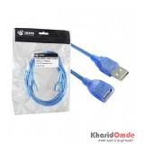 کابل افزایش طول USB طول 1.5 متر Shark
