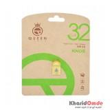 فلش Queen Tech مدل 32GB KNOB