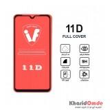 محافظ گلس صفحه نمایش 11D مناسب برای گوشی A10s بدون پک