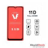 محافظ گلس صفحه نمایش 11D مناسب برای گوشی A20s بدون پک