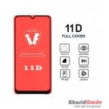محافظ گلس صفحه نمایش 11D مناسب برای گوشی A50s بدون پک