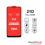 گلس 21D مناسب برای گوشی Samsung A40