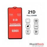 گلس 21D مناسب برای گوشی Samsung A60