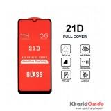 گلس 21D مناسب برای گوشی Samsung A10s