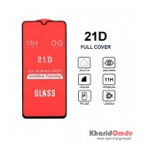 گلس 21D مناسب برای گوشی Samsung A60s