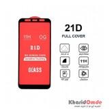 گلس 21D مناسب برای گوشی Samsung J6