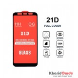 گلس 21D مناسب برای گوشی Samsung J8