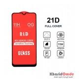 گلس 21D مناسب برای گوشی Samsung M30