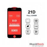 گلس 21D مناسب برای گوشی Xiaomi Redmi 8A