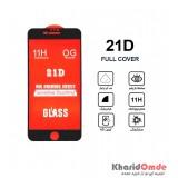گلس 21D مناسب برای گوشی Iphone 6G