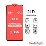 گلس 21D مناسب برای گوشی Iphone 11 Pro MAX
