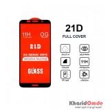 گلس 21D مناسب برای گوشی Huawei P30 Lite