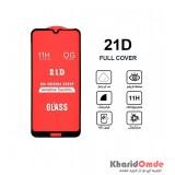 گلس 21D مناسب برای گوشی Huawei HONOR 8C