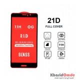گلس 21D مناسب برای گوشی Huawei Mate10 Lite