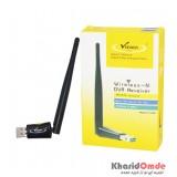 دانگل Wifi شبکه USB مدل Venous Pv-T888 آنتن بلند