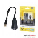 کارت صدا 7.1 کاناله USB اکسترنال Venous مدا PV-T948