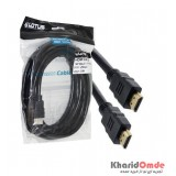 کابل HDMI طول 1.5 متر Lotus مدل 19P Male