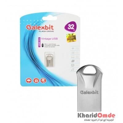 فلش GalexBit مدل 32GB Vintage USB