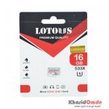 رم موبایل Lotus مدل 16GB 533X
