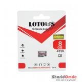 رم موبایل Lotus مدل 8GB 333X