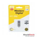 فلش Western Digital مدل 16GB My OTG