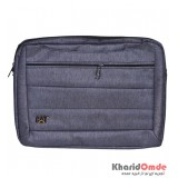 کیف لپ تاپ دستی Pierre Gardin مدل طرح کنفی