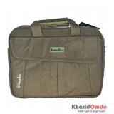 کیف لپ تاپ دستی Benelton مدل پارچه ای