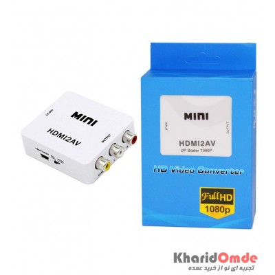 تبدیل Mini HDMI به Wipro AV