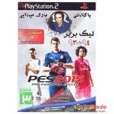 PES 2015 PS2 + لیگ برتر 94-93