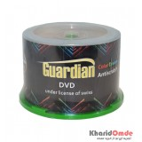 DVD خام Guardian باکس رنگی