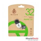 فلش Queen Tech مدل 32GB Rapid USB 3.0