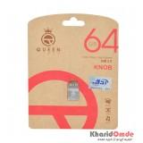 فلش Queen Tech مدل 64GB KNOB