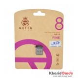 فلش Queen Tech مدل 8GB FINE