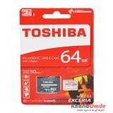 رم موبایل Toshiba مدل 64GB M302-EA 90MB/S خشاب دار