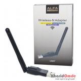 دانگل Wifi شبکه آنتن کوتاه ALFA مدل UW07