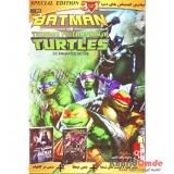 بتمن علیه لاکپشت های نینجا + بتمن نینجا + بتمن در گاتهام