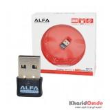 دانگل Wifi شبکه بی سیم ALfA مدل N Pico 300Mbps