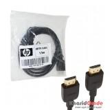 کابل HDMI طول 1.5 متر HP