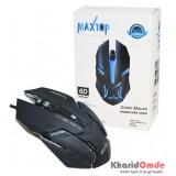 موس گیم MaxTop مدل MX-305G 6D