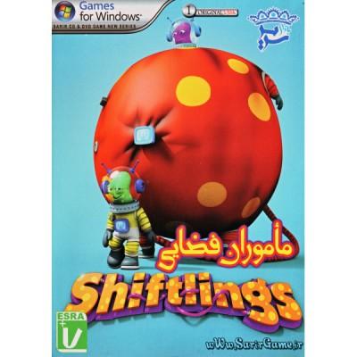 Shiftlings - ماموران فضایی