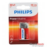باتری کتابی Philips مدل Power Alkaline کارتی